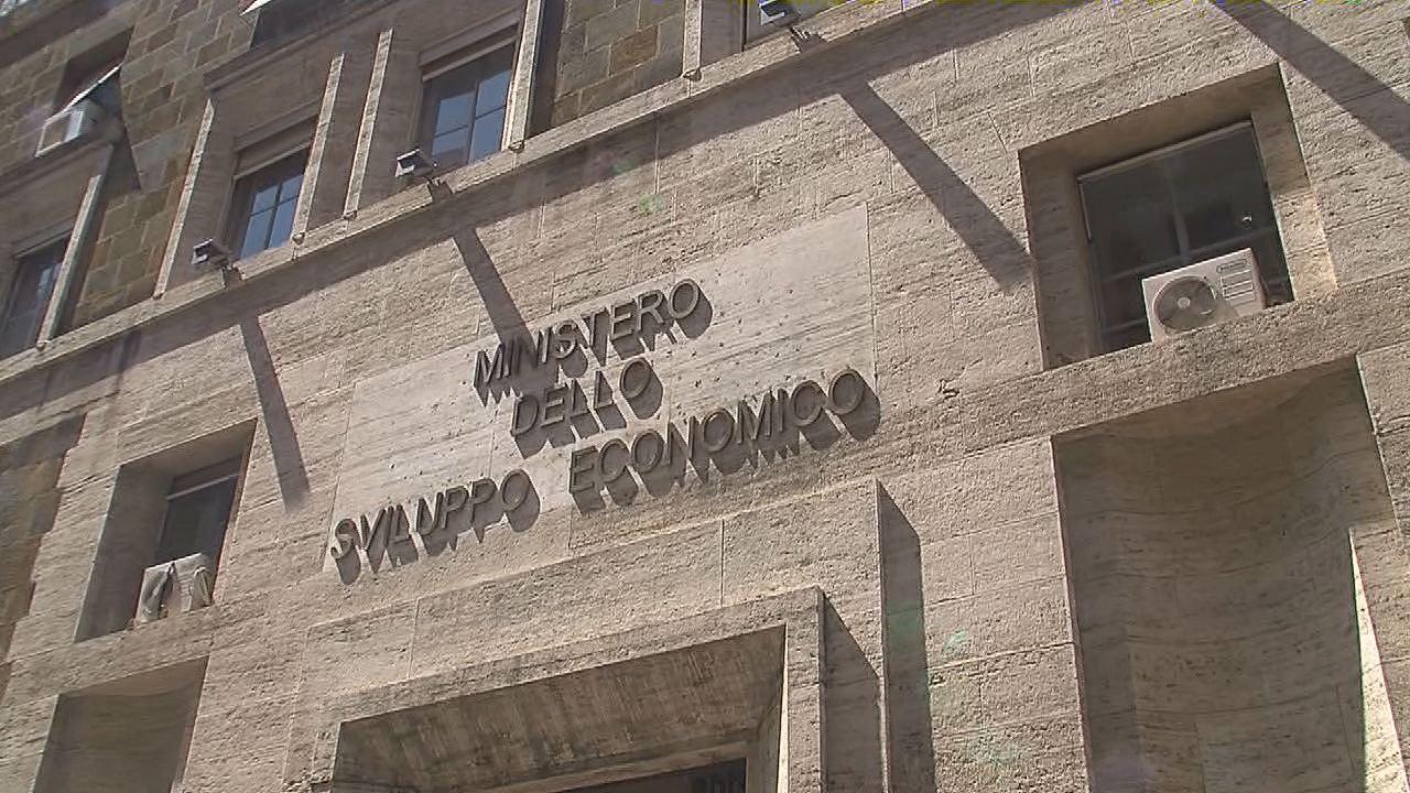 Ministero sviluppo economico Arco