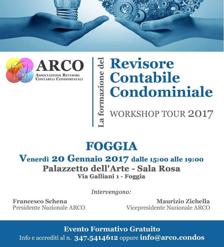 Workshop Foggia